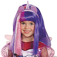 Twilight Sparkle Wig for Girls