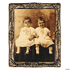 Twins Holograph Portrait