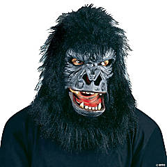 Two Bit Roar Gorilla Mask Adults