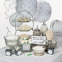 Two Hearts Candy Buffet Idea