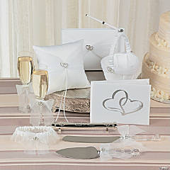 Two Hearts Wedding Set