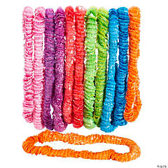 Two-Tone Traditional Leis