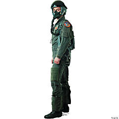 U.S. Air Force Jet Pilot Stand-Up