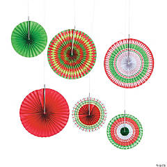 Ugly Christmas Sweater Hanging Fans