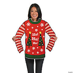 Ugly Sweater Photo Prop