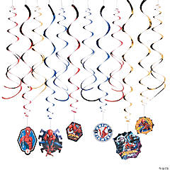 Ultimate Spider-Man™ Hanging Swirls Value Pack