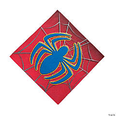 Ultimate Spider-Man Luncheon Napkins