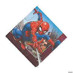Ultimate Spider-Man™ Luncheon Napkins