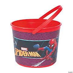 Ultimate Spider-Man™ Plastic Favor Container