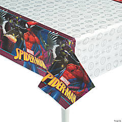 Ultimate Spider-Man™ Plastic Tablecloth