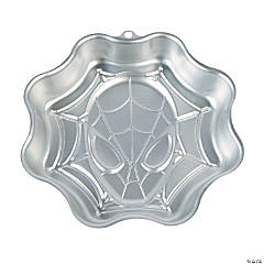 Ultimate Spiderman Cake Pan