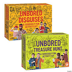 UNBORED Activity Kits: Set of 2