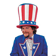 Uncle Sam Hat Giant Foam