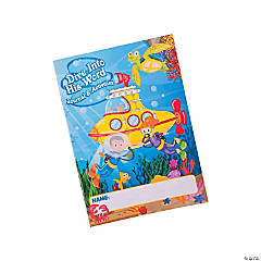 Under the Sea Activity Journals