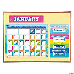 Under the Sea Bulletin Board Calendar