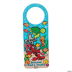 Under the Sea Doorknob Hanger Craft Kit