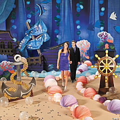 Under The Sea Grand Event Party