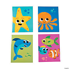 Under the Sea Pocket Folders