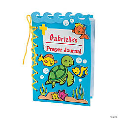 Under the Sea Prayer Journal Craft Kit