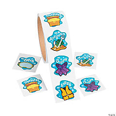Under the Sea Stickers