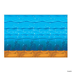 Under the Sea VBS Design-a-Room Background