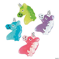 Unicorn Gummy Characters