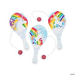 Unicorn Paddleball Games