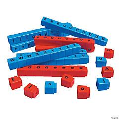 UNIFIX® CVC Letter Cubes Set, 90 per pack