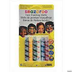 Unisex Snaz Face Painting Sticks Sets