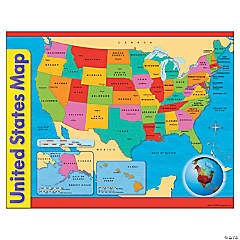 United States Map, 17