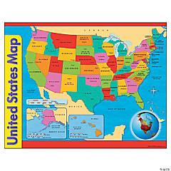 United States Map, 17