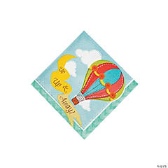 Up & Away Beverage Napkins