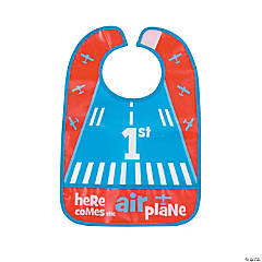 Up & Away Birthday Bib