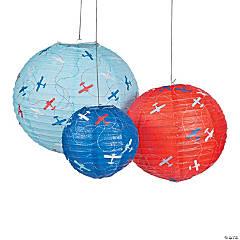 Up & Away Hanging Paper Lanterns