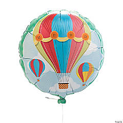 Up & Away Mylar Balloon