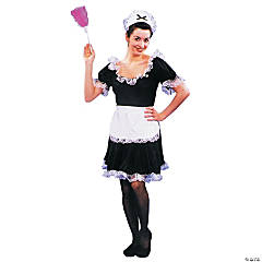 Upstairs Maid Adult Women's Costume