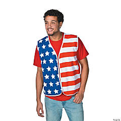 USA Flag Vest