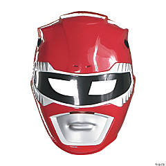 Vacuform Red Ranger Mask