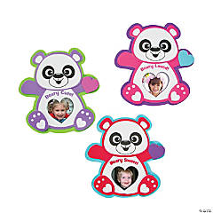 Valentine Bear Photo Frame Magnet Craft Kit
