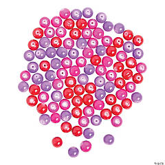 Valentine Bright Bead Assortment - 8mm