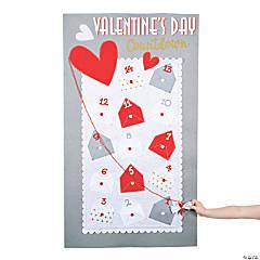 Valentine Countdown Calendar