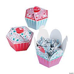 Valentine Cupcake Boxes