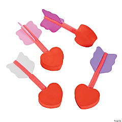 Valentine Cupid's Arrow Missiles