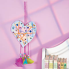 Valentine Dream Catcher Idea