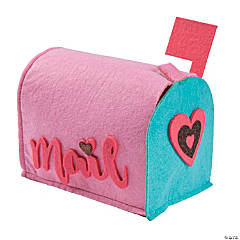 Valentine Heart Mail Box