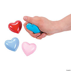 Valentine Heart Stress Toys