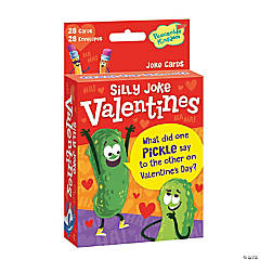 Valentine Joke Card Pack