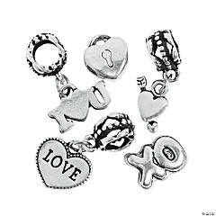 Valentine Large Hole Bead Assortment