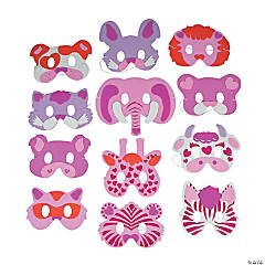 Valentine Masks