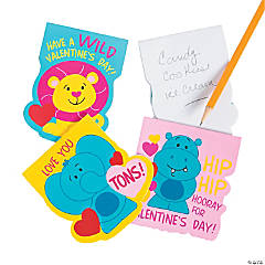 Valentine Mini Notepads
